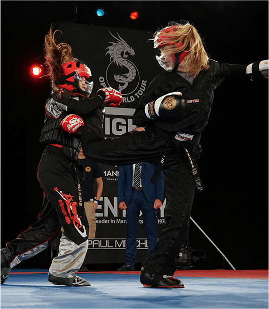 U S  Open ISKA World Martial Arts Championships